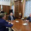 Putin kohtub Ivanovi ja Vainoga