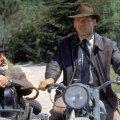 Sean Connery ja Harrison Ford.