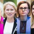 Новый рекорд! В этом году в Рийгикогу выбрали больше женщин, чем когда-либо