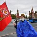 В 17 регионах России отказались от парадов Победы. Губернаторы опасаются новой вспышки эпидемии