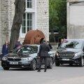 Euroopa ministrite vedu pani politseisireenid tunniks ajaks üürgama. Kas nii üldse tohib?