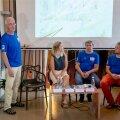 Alpinistide pressikonverents, Raivo Plumer, Maarja-Liisa Soe, Veiko Vaade ja Argo Mere