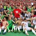Taani on neljast poolfinalistist endale kõige vähem nime teinud, kuid ühtset meeskonnavaimu on neil ilmselt kõige rohkem.