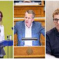 NÄDAL KOMMENTAARIUMIS | Kallase, Ligi, Michali ja teiste reformikate keel asub praegu istumisorgani poolte vahel
