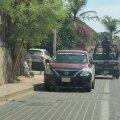 KOROONAPUHKUS MEHHIKOS | Politsei on siin hirmus nähtus — autokastis seisavad kaks-kolm üsna hirmuäratavat mõõtu relvadega meest