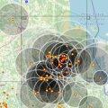 Ilmateenistus hoiatab: Lõuna- ja Kirde-Eestis müristab õhtul äike koos tugeva tuule ja sajuga