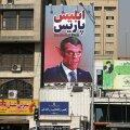 Emmanuel Macroni pilapilt Teheranis