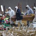 Россия вышла на 3 место в мире по смертям от COVID. Росстат опубликовал цифры умерших: их 330 тысяч, а не 110 тысяч