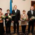 FOTOD: President andis täna üle hariduspreemiad