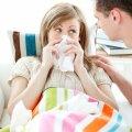 Lugeja: miks te ei jää haigena koju, vaid ronite tööle?