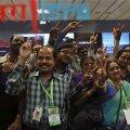 India viis esimesel katsel tehiskaaslase Marsi orbiidile