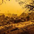 VIDEO | USA läänerannikul möllavad tohutud maastikupõlengud, Californias hukkus 10 inimest, Oregonis evakueeriti 500 000