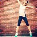 Простые упражнения для плоского живота от Аниты Луценко