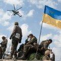 Ülemraada liige: Ukraina sõjaväeosad paigutatakse seoses agressiooniohuga ümber
