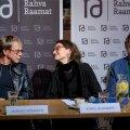 Ruja pressikonverents, Jaanus Nõgisto, Yoko Alender, Rein Rannap