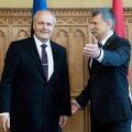 Пыллуаас и президент Венгрии обсудили вопросы климатического нейтралитета