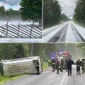 Õnnetus Saaremaal.
