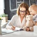Kui soovite siiski oma vana tööandja juurde naasta, peate katkestama lapsehoolduspuhkuse.