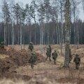 Ligi 1000 kaitseväelast 2. jalaväebrigaadist harjutas relvaliikide vahelist koostööd