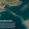 GRAAFIKA, FOTOD JA VIDEOD | Vaata, kuidas uus sild Krimmi Venemaaga ühendab