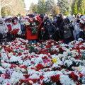 VIDEO | Minskis jätsid tuhanded inimesed hüvasti võimude vägivallatsemise tõttu surnud Raman Bandarenkaga