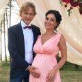 Valeri Karpin ja Darja Karpina