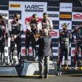 BLOGI, FOTOD JA VIDEOD | Ogier purustas kodusel Monte Carlo rallil Loebi rekordi. Toyotale kaksikvõit, Neuville uue kaardilugejaga kolmas