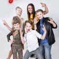 Getter Jaani võistkonnas heitlevad finaalis võidu nimel Alisa (vasakul), Anna-Liisa, Martin ja Oliver.
