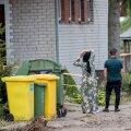 Leedu Ignalina rajooni juhi sõnul on migrandilaagris tekkinud konfliktid ja esitatakse nõudmisi