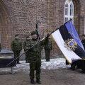 2. jalaväebrigaadi suurtükiväepataljon sai lipu