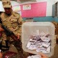 REUTERSI VIDEO: Egiptlased kiitsid uue põhiseaduse ülekaalukalt heaks
