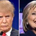 США в ожидании битвы Трампа и Клинтон