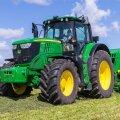 John Deere traktoreid hakkab edaspidi müüma soome firma Wihuri OY.