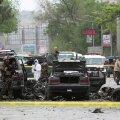 VIDEO ja FOTOD: Kabulis toimus NATO konvoi möödumisel võimas plahvatus
