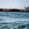 Iraan vabastas hõivatud tankeri lätlasest meremehe, kellele Soome andis konsulaarabi