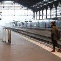 Prantsusmaal ei liigu täna streigi tõttu mõnedki rongid
