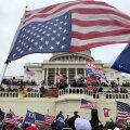 Здание Конгресса США вновь под контролем властей. Чем запомнились беспорядки в Вашингтоне?