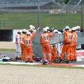 ВИДЕО   Во время Гран-при Италии погиб 19-летний мотогонщик