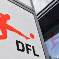 Saksamaa jalgpalliliiga logo.