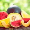 Vaata, milliseid arbuusi- ja melonisorte meil kasvatada tasub