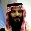Saudi kroonprints Mohammad