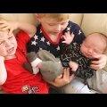 VIDEO | Mitte alati ei lähe väikelaste esmakohtumine värske õe või vennaga muinasjutuliselt