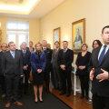 Премьер-министр Ратас: партнеры председательства помогли Эстонии построить мост в Европу