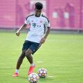Müncheni Bayerni täht käis südameoperatsioonil