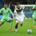 Mesut Özil ja alžeerlased