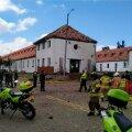 Autopommirünnakus Colombia politseikoolis hukkus 21 inimest