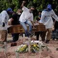 Matused ühel Rio de Janeiro kalmistul