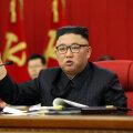 """Kim Jong-un tunnistas """"pingelist"""" toidualast olukorda Põhja-Koreas"""