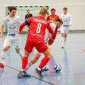 Põhja-Euroopa saalijalgpall: asi läheneb lõpule