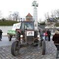 Balti põllumeeste protestitraktor jõuab homme Brüsselisse
